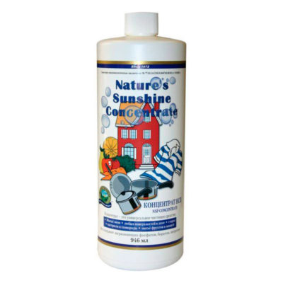 Концентрат НСП Nature's Sunshine Concentrate Cleaner