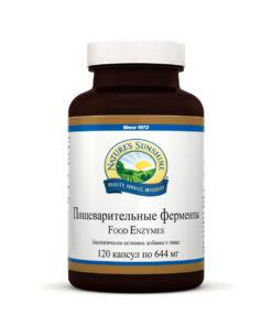 Пищеварительные ферменты НСП Food Enzymes NSP