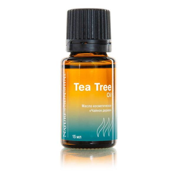 Маслo косметическое «Чайное дерево» Tea Tree Oil