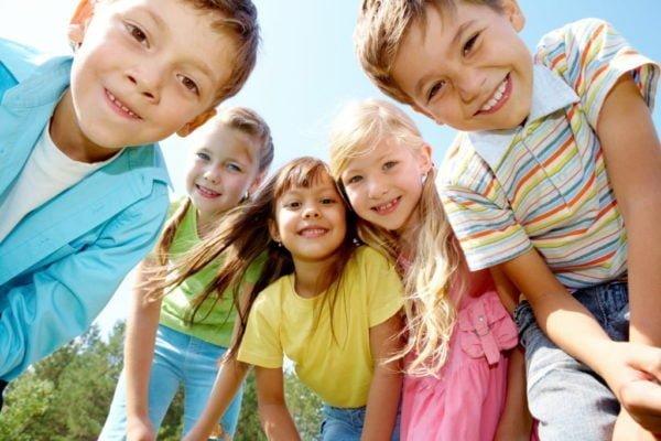 Здоровые дети с NSP
