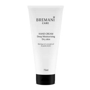 Крем для Рук Глубокое Увлажнение Ежедневный уход Hand Cream Deep Hydration Bremani Care