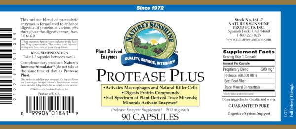 Протеаза Плюс НСП Protease Plus NSP [1841]