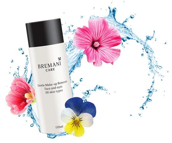 Cредство для снятия макияжа на основе мицеллярной воды Bremani Care