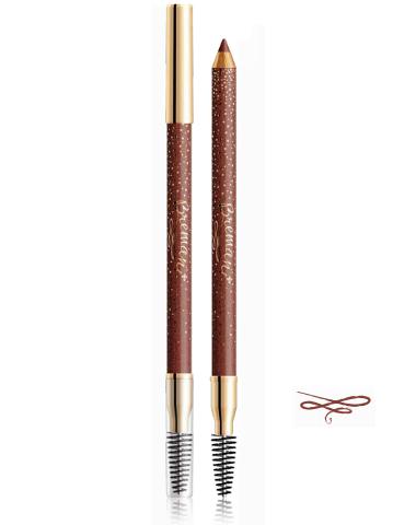 Контурный карандаш для бровей «Блонд» Brow Pencil Blond BREMANI