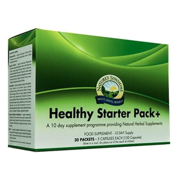 Стартовый набор ЖКТ NSP Healthy Starter Pack + (Англия) [4133]