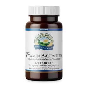 Витамин Б-Комплекс НСП Vitamin B-Complex NSP (Англия) [1773]