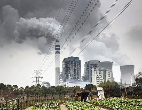 Экологические условия, в которых живёт человек