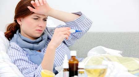 Частые простудные и вирусные заболевания