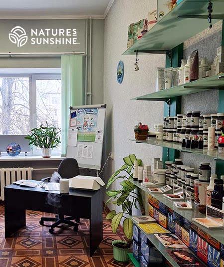Магазин НСП в Солигорске